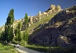 Van Kalesi (Castle), a Urartian citadel fortress from 8th century BC