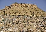 Mardin's citadel-topped mountain cityscape