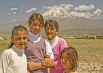 Mount Ararat village girls
