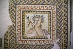 Gaziantep Museum, Dionysos Bacchus floor mosaic from shallow pool, Roman city of Zeugma Mosaics