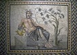 Gaziantep Museum, Roman city of Zeugma Mosaics, Euphrates (River God)