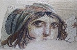 Gaziantep Museum, Roman city of Zeugma Mosaics, The Gypsy Girl Maenad