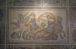 Gaziantep Museum, Roman city of Zeugma Mosaics, Kidnapping of Europa by Zeus disguised as a bull