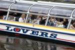 Amsterdam canal evening dinner cruise on Boat Company Lovers