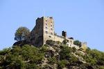 Castle Liebenstein overlooking middle Rhine River