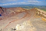 Masaya active shallow shield volcano