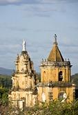 Leon's Church of the Recollection (Iglesias de la Recoleccion), Spanish colonial architecture