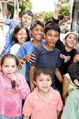 Nicaraguan children in Masaya
