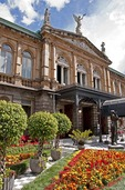 San Jose's National Theater (Teatro Nacional de Costa Rica)