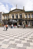 San Jose's National Theater (Teatro Nacional of Costa Rica)