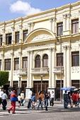 San Jose's Nelico Salazar Theater (Teatro Nelico Salazar)