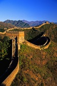 Great Wall of China at Jinshanling northeast of Beijing in Hebei Province