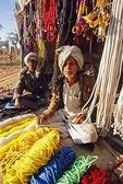 Rajasthan's Nagaur Cattle Fair, tack shop