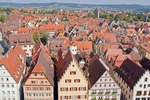 Rothenburg ob der Tauber Bavarian architecture