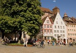 Nuremberg Castle (Kaiserburg) with Zum Albrecht Durer Haus