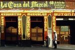 Oaxaca saloon La Casa del Mezcal