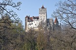 "Romania's Bran Castle, commonly known as ""Dracula's Castle"", in Transylvania"