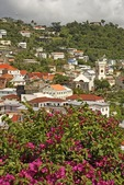 Grenada's capital of Saint George's
