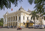 Hanoi Opera House built in 1911 example of French colonial architecture