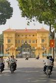 Vietnam Presidential Palace in Hanoi