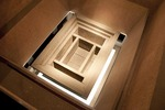 Hunan Provincial Museum at Changsha, construction of the Mawangdui Tomb of the mummified Marquise of Dai