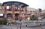 Beijing's upscale Solana Lifestyle Shopping Park