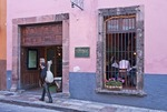 San Miguel de Allende expatriot favorite Harry's New Orleans Cafe and Oyster Bar