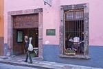 San Miguel de Allende expatriot favorite Harry's New Orleans Cafe and Oyster Bar