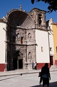 San Miguel de Allende's Nuestra Senora de la Salud (Our Lady of Health Church)