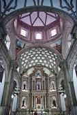 Templo San Francisco de Asis Centro Guadalajara, church interior