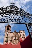 Guanajuato's Templo de San Cayetano de la Valenciana