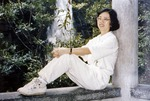 Chinese author Shu Ting (pen name Gong Peiyu)