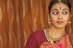 Bharata Natyam classical dancer of Tamil Nadu performed in Chennai