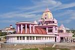 Mahatma Gandhi Memorial in Kanyakumari, Tamil Nadu.