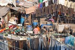 Dhobi Ghat, Mumbai's outdoor laundry.