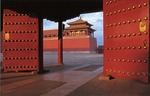 Forbidden City (Imperial Palace Museum) gate
