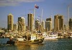 Marina on Queensland's Gold Coast