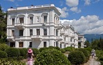 White Palace in Livadia, site of 1945 Yalta Conference