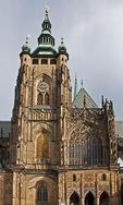 Prague's St. Vitus Cathedral