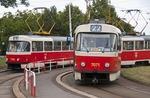 Prague Tourist Tram #22