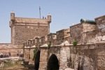 Essaouira's old Portuguese fort overlooking ancient harbor