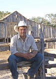 Texas Hill Country cowboy