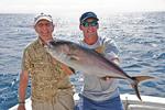 Alabama Gulf Coast charter fishing.