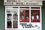 Wintzell's Oyster House & Restaurant in Mobile, Alabama.