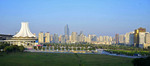 Skyline of Nanning, China