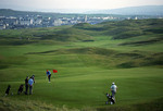 Lahinch Golf Club, Country Clare, Ireland; world class links golf course.