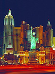 New York-New York Hotel & Casino in Las Vegas.