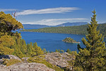 South Lake Tahoe's Emerald Bay State Park, California