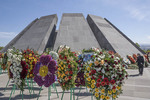 Armenian Genocide Museum during 100th Anniversary Commemoration