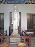Li Qingzhao statue in Jinan